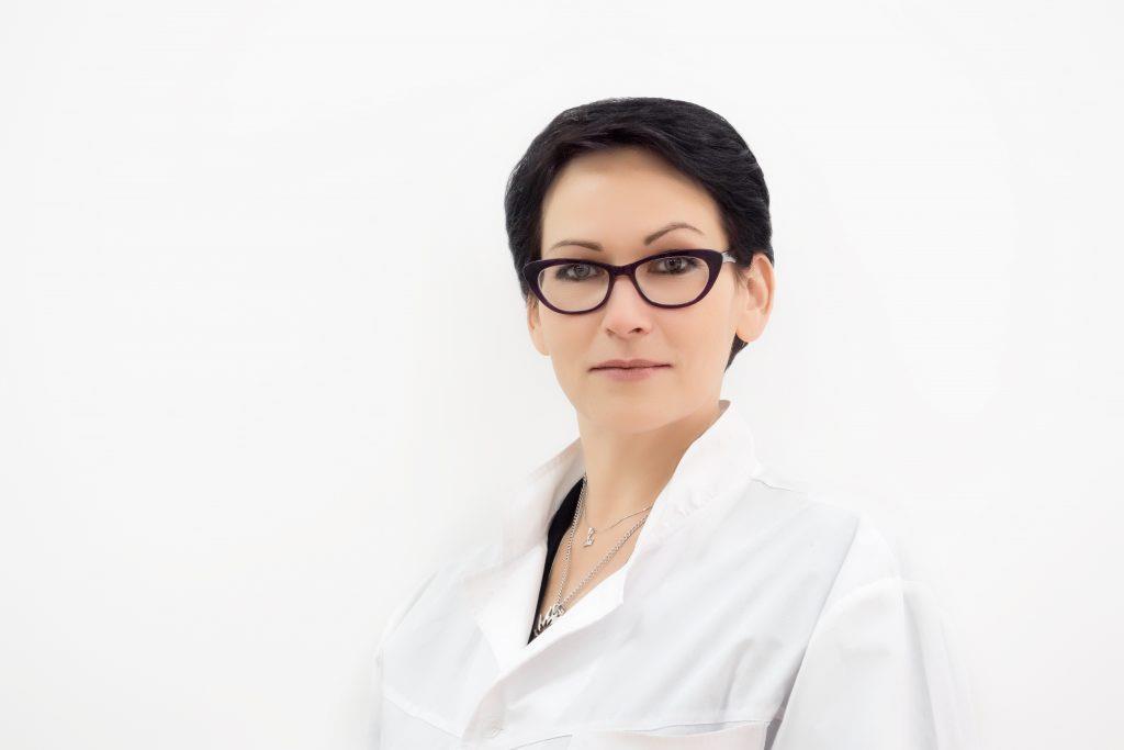 Травматолог-ортопед Костюхина Юлия Германовна